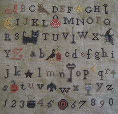 Hallow Sampler by Primitive Needle