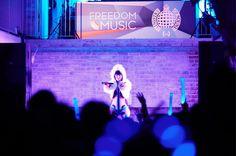 Tara McDonald live Japan Ministry Of Sound