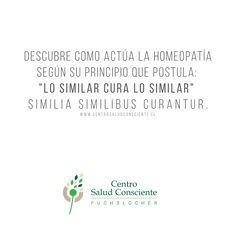 """La homeopatía se basa en los principios básicos que pueden resumirse en: """"𝐋𝐨 𝐬𝐢𝐦𝐢𝐥𝐚𝐫 𝐜𝐮𝐫𝐚 𝐚 𝐥𝐨 𝐬𝐢𝐦𝐢𝐥𝐚𝐫"""". """"𝐋𝐚 𝐝𝐢𝐥𝐮𝐜𝐢ó𝐧 𝐢𝐧𝐜𝐫𝐞𝐦𝐞𝐧𝐭𝐞 𝐥𝐚 𝐩𝐨𝐭𝐞𝐧𝐜𝐢𝐚"""" .  𝐸𝑠 𝑑𝑒𝑐𝑖𝑟 𝑞𝑢𝑒 𝑠𝑖 𝑢𝑛𝑎 𝑠𝑢𝑠𝑡𝑎𝑛𝑐𝑖𝑎 𝑐𝑎𝑢𝑠𝑎 𝑢𝑛 𝑠í𝑛𝑡𝑜𝑚𝑎 𝑒𝑛 𝑢𝑛𝑎 𝑝𝑒𝑟𝑠𝑜𝑛𝑎 𝑠𝑎𝑛𝑎, 𝑎𝑑𝑚𝑖𝑛𝑖𝑠𝑡𝑟𝑎𝑟 𝑎 𝑙𝑎 𝑝𝑒𝑟𝑠𝑜𝑛𝑎 𝑢𝑛𝑎 𝑐𝑎𝑛𝑡𝑖𝑑𝑎𝑑 𝑚𝑢𝑦 𝑝𝑒𝑞𝑢𝑒ñ𝑎 𝑑𝑒 𝑙𝑎 𝑚𝑖𝑠𝑚𝑎 𝑠𝑢𝑠𝑡𝑎𝑛𝑐𝑖𝑎 𝑝𝑜𝑑𝑟í𝑎 𝑐𝑢𝑟𝑎𝑟 𝑙𝑎…"""