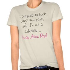 Avon Shirt - Celebrity Style T Shirt, Hoodie Sweatshirt