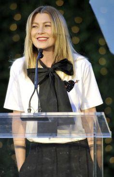 #ellenpompeo Ellen Pompeo, Greys Anatomy Characters, Meredith Grey, Grey's Anatomy, American Actress, Actresses, Actors, Female Actresses, Greys Anatomy