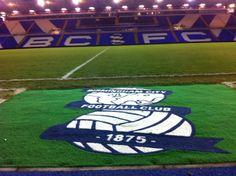 St. Andrew's. Home of Birmingham City Football Club. #BCFC