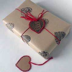 Blog tonic: Brown paper packages tied up with string...- Doda