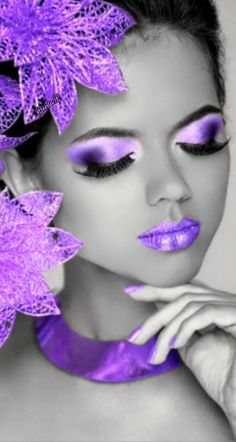 Black White Photos, Black And White, Splash Photography, Fairy Pictures, Face Art, Art Faces, All Things Purple, Bold Colors, True Colors