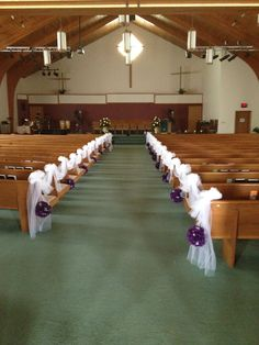 Church decoration by http://www.facebook.com/Fairy.Tales.of.Flowers
