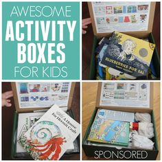 Toddler Approved!: Monthly Activity Boxes from Ivy Kids!