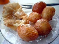Shamishi (Cyprus Semolina Pastries)