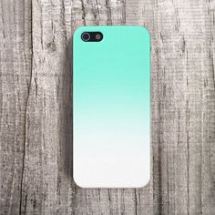 Minimal Chic, Modern, Mint SPRING iPhone Case, Turquoise iPhone 4 Case Blue iPhone 5s Case, Green iPhone 4s Case Ombre iPhone Case,