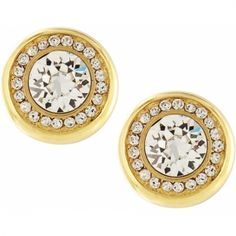 Versailles Suisses Post Earrings  available at #Brighton