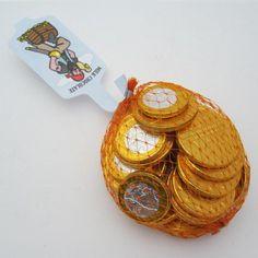 netje chocolade geld