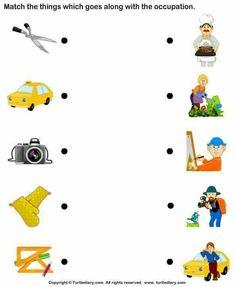 1 community helpers worksheets, kindergarten worksheets, worksheets for kid