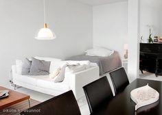 Finnish studio apartment / Studioasunto Helsingissä