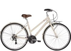 The 2012 #Trek Allant. Of course, they release it in cream six months after I buy it in drab olive green. #bicycle