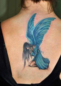 Mavi melek...
