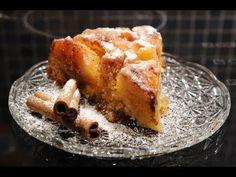 μηλόπιτα ανάποδη νόστιμη και εύκολη/apple pie cuzinagias - YouTube