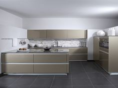 German kitchen brand Zeyko showing how units can be yused in open ... | {Zeyko 25}