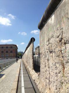 Berlin Wall Berlin Wall, Railroad Tracks, Europe, Travel, Viajes, Destinations, Traveling, Trips, Train Tracks