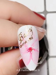 10 Best Nail Art Designs In 2019 -Flower Nail Design - Nägel / NailsThese nail designs are new trends in There will be detailed tutorials in the video below, I hope you will like them Nail Art Designs Videos, Nail Art Videos, Best Nail Art Designs, Nail Art Hacks, Gel Nail Art, Nail Art Diy, Nail Art Techniques, Flower Nail Designs, Manicure E Pedicure