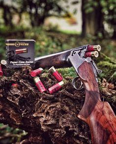 Shotguns, Firearms, Paper Case, Pheasant, Rifles, Hand Guns, Weapons, Hunting, Fishing