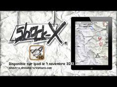 Shock-X. Shoot'em Up sur Iphone, Ipad et Ipod Touch - (fr) - YouTube