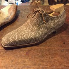 Capybara one eyelet plain derby by Roberto Ugolini Mens Shoes Boots, Mens Boots Fashion, Suede Shoes, Shoe Boots, Derby, Formal Shoes, Casual Shoes, Men Casual, Men Dress