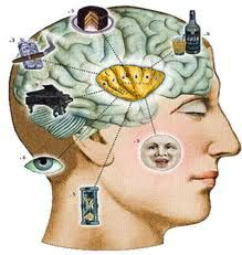 I've been really wanting to do some projects based on pics of the brain! I like the idea of adding your own humorous images of what uses up the brain processing Brain Illustration, Brain Based Learning, Life Coaching Tools, Neuroplasticity, Anatomy And Physiology, Brain Anatomy, Medical Anatomy, How To Memorize Things, Frases