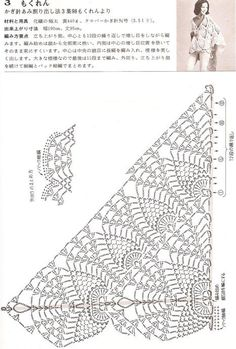Pineapple shawl
