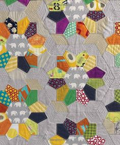 from book fresh quilting, Malka Dubrawsky