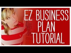 How to make a business plan, an easy business plan tutorial that's NOT so boring you want to die! X0X0 Renae.