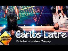 El Método AeroYoga® de Rafael Martinez en El Hormiguero de Antena 3!   YOGA AÉREO (AEROYOGA©)