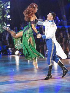 Dancing With the Stars  -  Disney Night  -   season 22  -  spring 2016