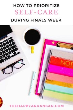 How To Prioritize SelfCare During Finals Week is part of Organization College Finals - Oh my goodness, one thing I don't miss about being in college and graduate school College Hacks, College Life, Finals College, College Club, Finals Week Humor, Exam Time, College Organization, Final Exams, Prioritize