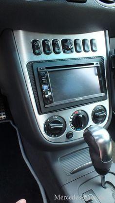2003er Mercedes A210 in neuem Look