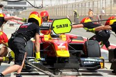 Motor'n | KING RARING TO GO AFTER STRONG BAHRAIN GP2 TEST