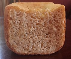 My bread machine and I have been pals since my grandma gave it to me as a wedding gift. I've used it to make countless loaves of bread, dough for rolls and pizza, even jam. Then we became gluten fr...