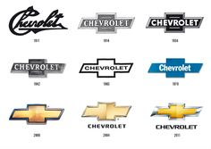 Chevrolet Logo through the years... What was the first Chevy Logo Ray Chevrolet used?? #raychevrolet