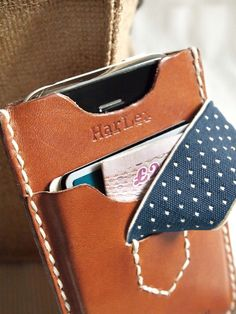 Wallet Phone Case / HarLex