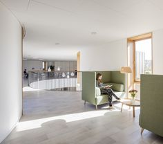 Gallery of Urban Hospice / NORD Architects - 19