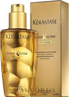 Купить Масло для волос - Kerastase Elixir Ultime Versatile Beautifying Oil 125ml на makeup.com.ua — фото N1