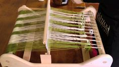 weaving, ashford rigid heddle loom