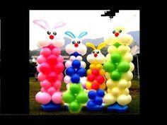 Hermosos detalles con globos el arte de doblar globos a nuevas cotas