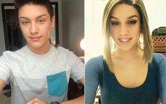 Male To Female Transgender, Transgender People, Transgender Girls, Transgender Community, Trans Mtf, Mtf Transition, Male To Female Transformation, After Life, Girls Makeup