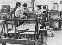 1974 - FD01 a Construção