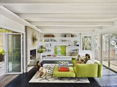 SO breezy being green - Cheerful Berkeley Residence by Yama+Mar architects San Francisco