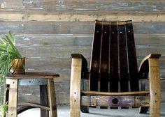 Gisi Wine Barrel Furniture and MetalWorks