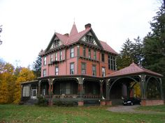 WILDERSTEIN HISTORIC SITE  Rhinebeck, New York