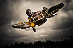Freestyle Motocross | My cousin Kainoa at the Kahuku Motocross track in Hawaii.