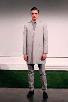 Carlos Campos coleccion primavera verano 2014 New York Fashion Week Gq, Normcore, Style, Fashion, Fields, Spring Summer, Swag, Moda, Fashion Styles