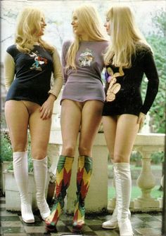 Raves, No Panty Day, Playboy, Bottomless Girls, Hot Girls, Bare Beauty, 70s Fashion, Fashion Trends, Thing 1