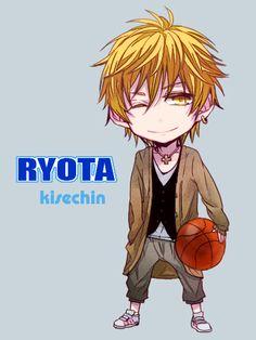 kuroko no basket chibi Kise Ryouta